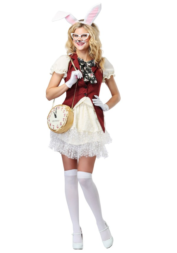 White Rabbit Women' Costume