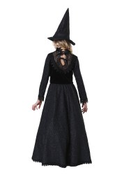 witch costume deluxe dark halloweencostumes