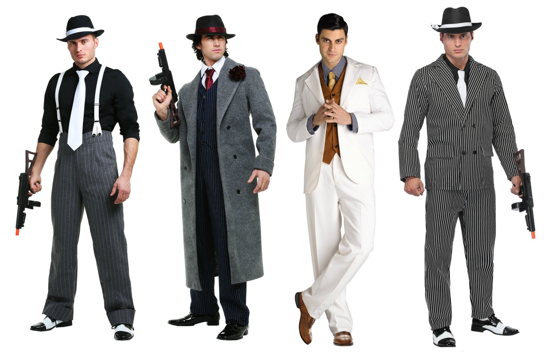 Silent-ology's Handy Tips For (Accurate) Roaring Twenties Halloween Costumes | Silent-ology