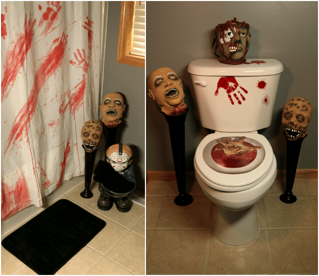How To Turn Your Home Into A Haunted House Halloween Costumes Blog