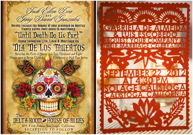 How To Plan A Day Of The Dead Themed Wedding Halloween