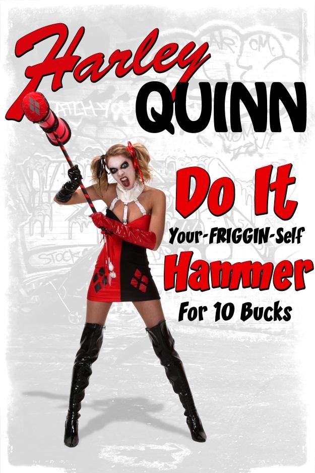 harley quinn cosplay guide
