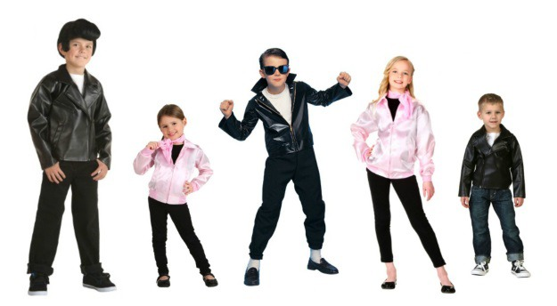 Sandy Danny And Rizzo From Grease Halloween Costume  sc 1 st  Meningrey & Child Grease Costume - Meningrey