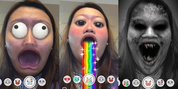 3 DIY Snapchat Selfie Lens Makeup Tutorials Halloween Costumes Blog