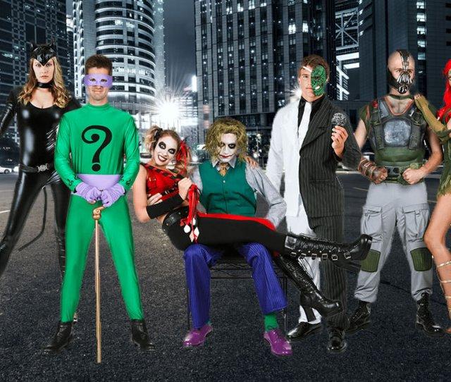 Dc Villain Costumes