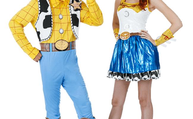 Toy Story Costumes Adult Kids Disney Halloween Costume