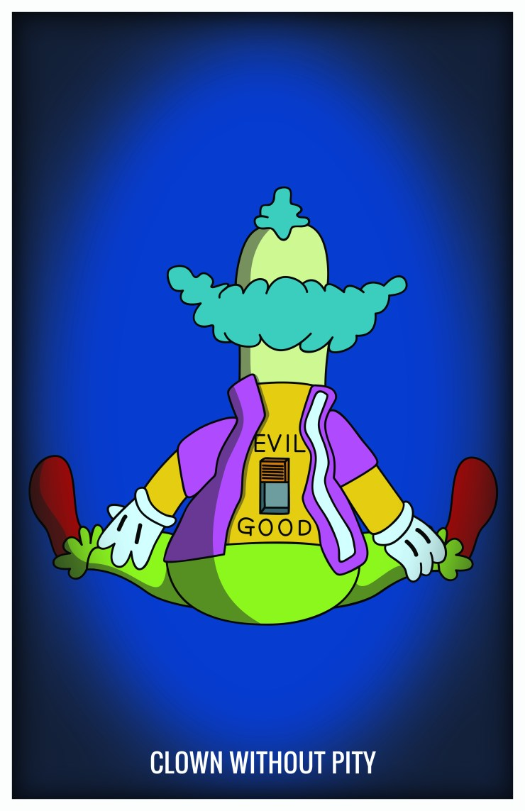Treehouse of Horror - Clown Without Pity