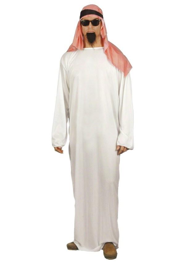 Saudi Arabian Costume Men