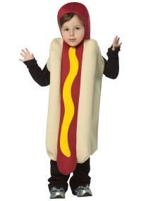 Toddler Hotdog Costume - Food Costumes, Funny Costumes