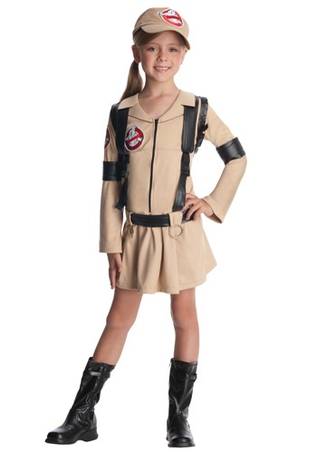 Girls Classic Ghostbusters Costume - $49.99