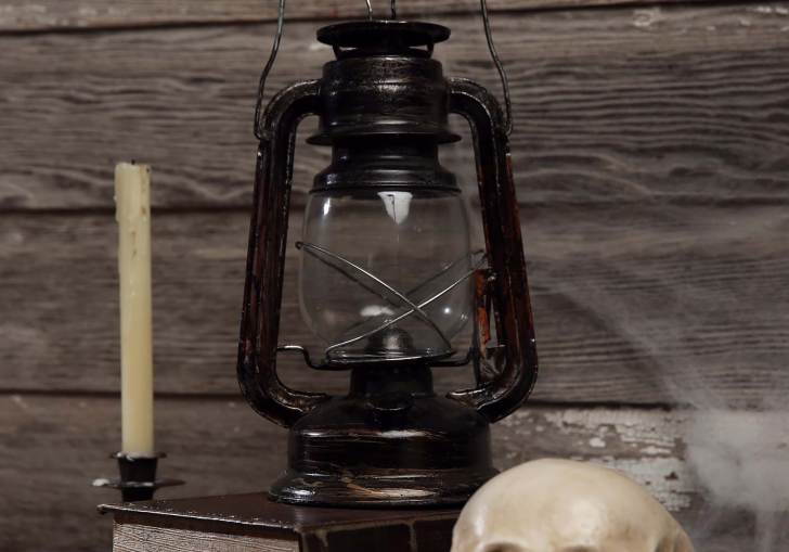 Old Fashioned Lamps
