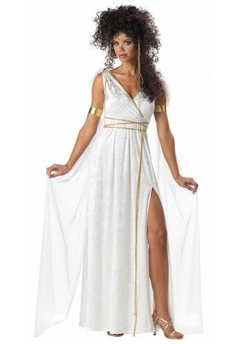 athena goddess costume for women