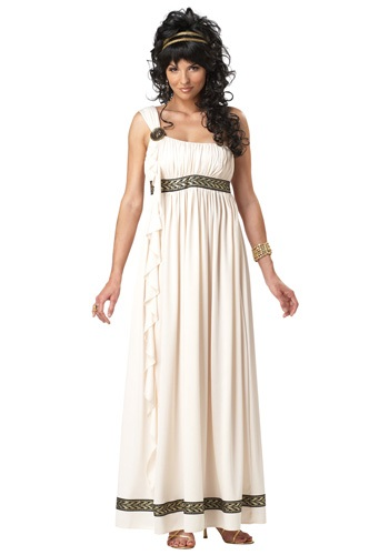 Womens Olympic Goddess Costume - $34.99