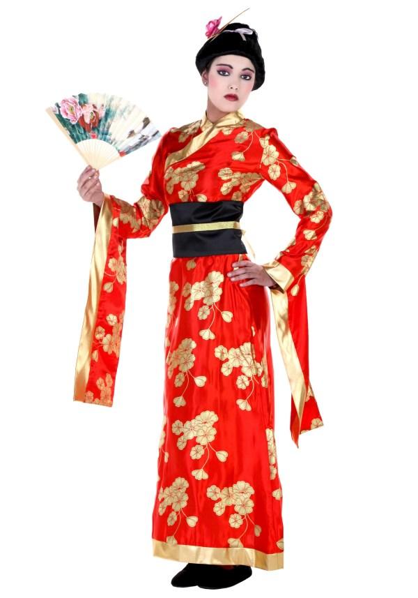 Adult Kimono Costume