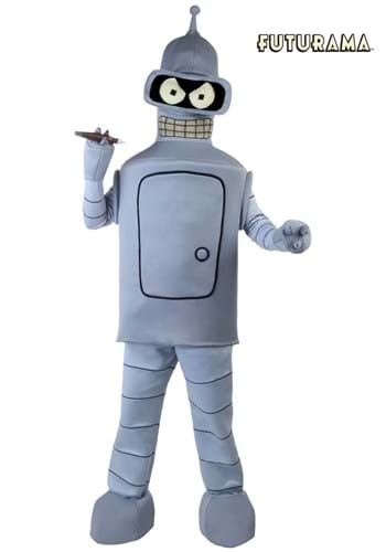 Bender Futurama costume