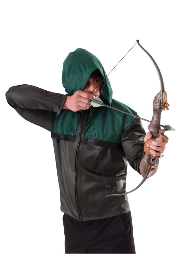 Green Arrow Bow And Set