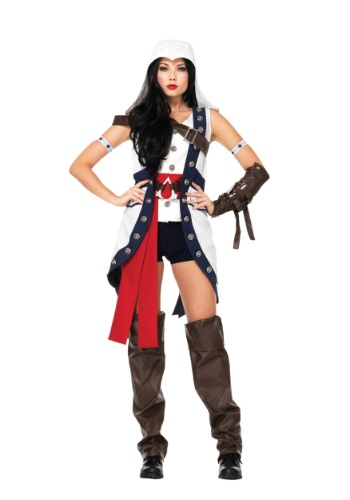 Assassin's Creed Connor Women's Costume - $139.99