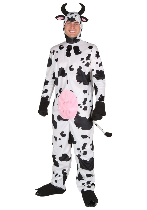 Cow Halloween Costumes Adults