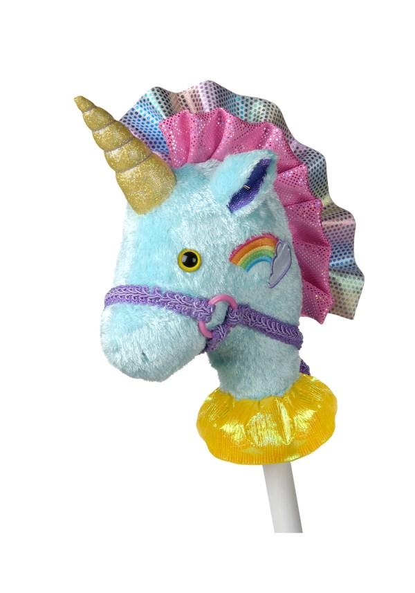Fancy Prancer Unicorn 33quot Horse on a Stick