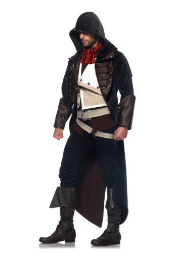Assassins Creed Arno Dorian Deluxe Costume - $228.99