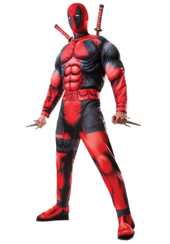 Deadpool costume for adults - $54.99
