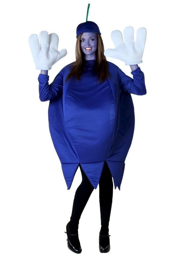 Size Blueberry Costume
