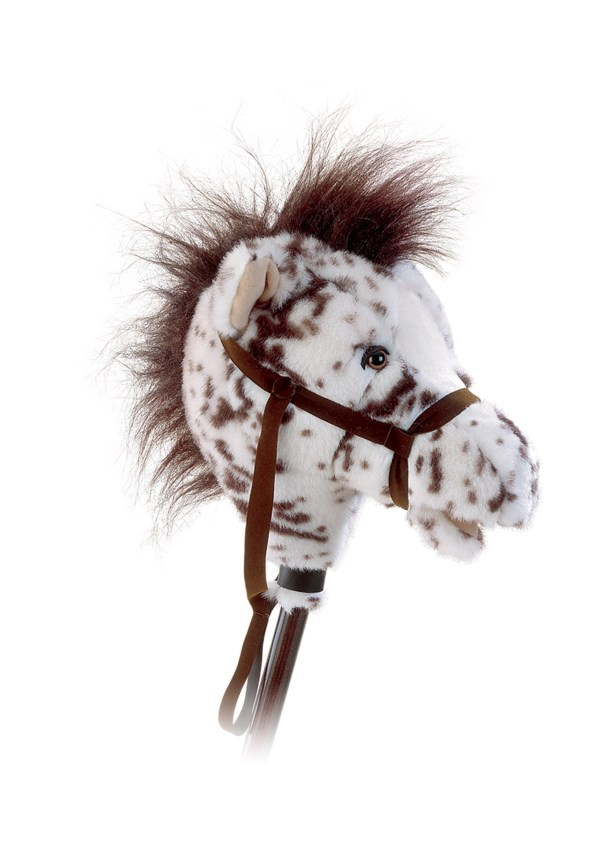 Easy Ride 39Em 33quot Appaloosa Horse on a Stick