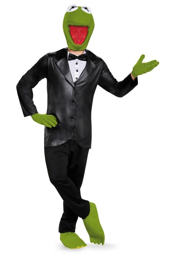 Kermit the Frog Halloween Costume
