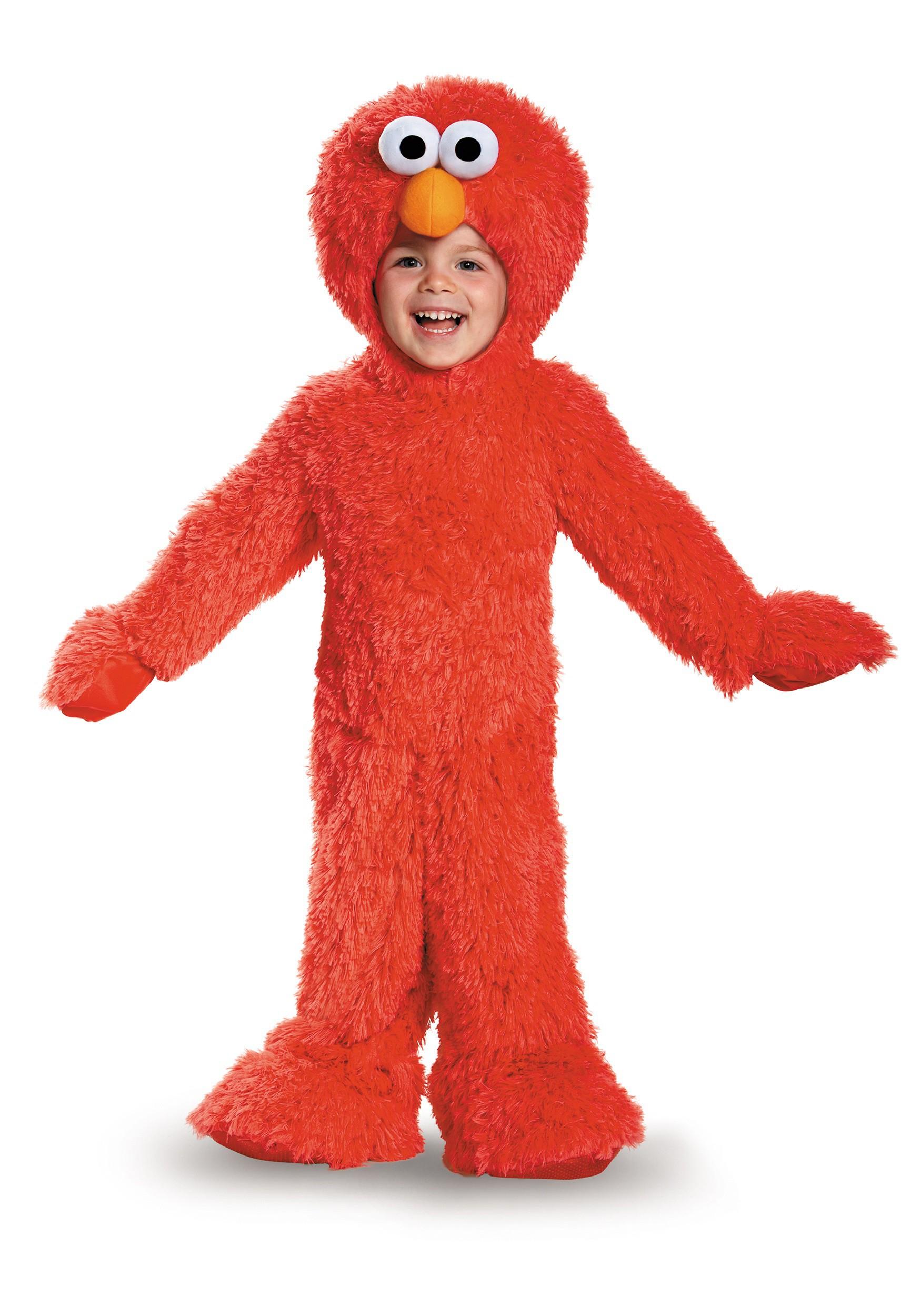 InfantToddler Elmo Plush Costume