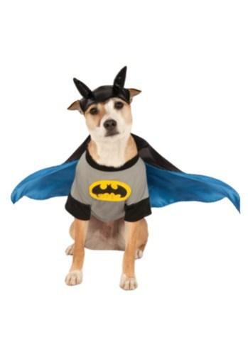 Batman Pet Costume, dog costume