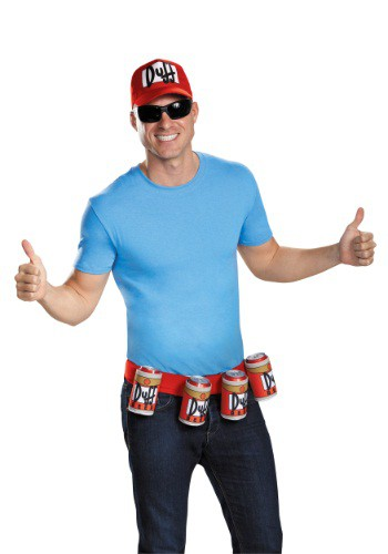 Adult Duffman Kit - $24.99