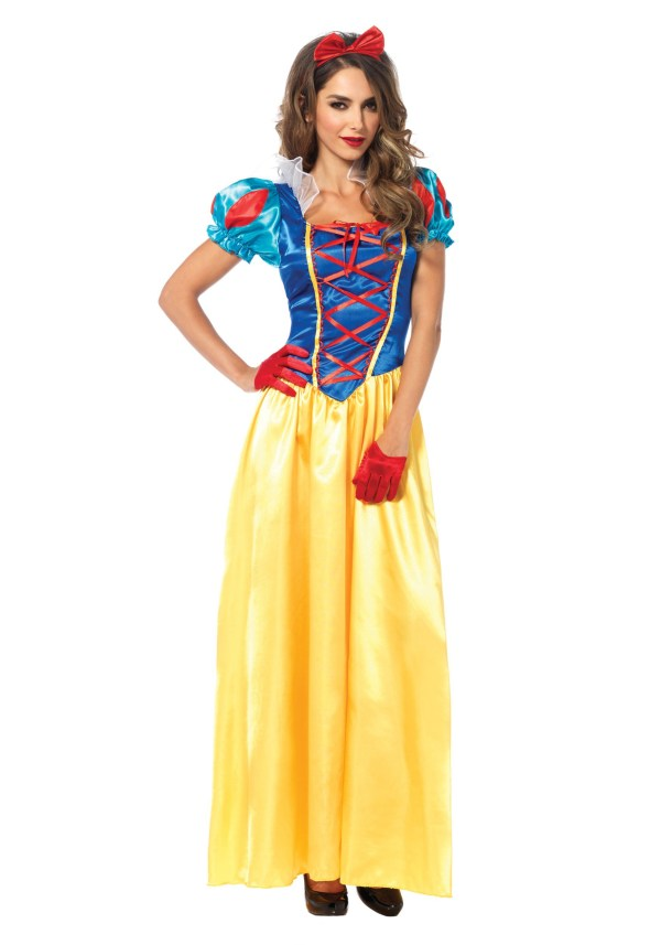 Classic Snow White Women' Costume