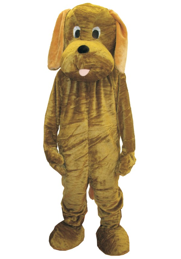 Mascot Puppy Dog Costume