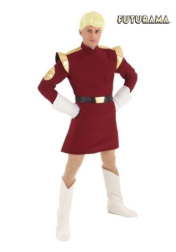 Zapp Brannigan costume