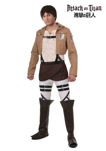 attack on titan costumes for men