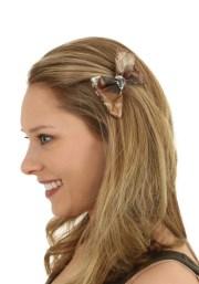 mossy oak camo hair bow