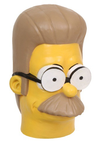 Ned Flanders Mask - $34.99