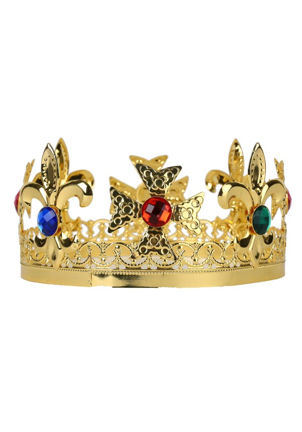 Metal King' Crown