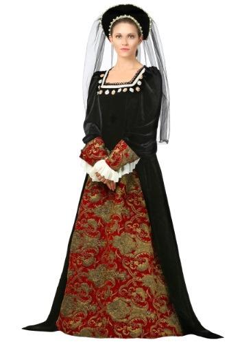 Women's Anne Boleyn Costume