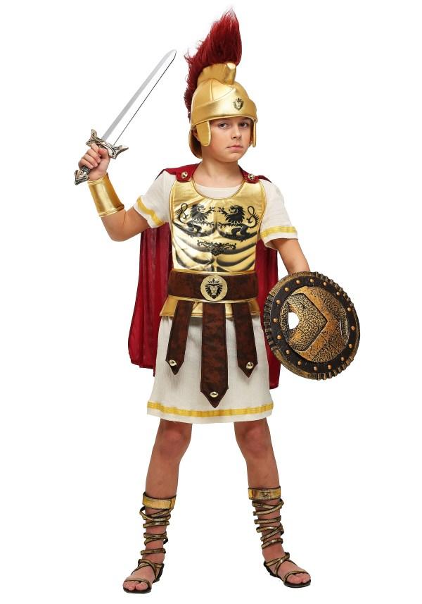 Gladiator Champion Costume Boys