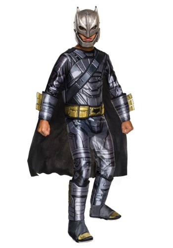 Child Dawn of Justice Armored Batman Costume - $39.99
