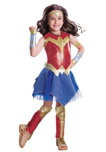 Child Dawn of Justice Wonder Woman Costume - $39.99