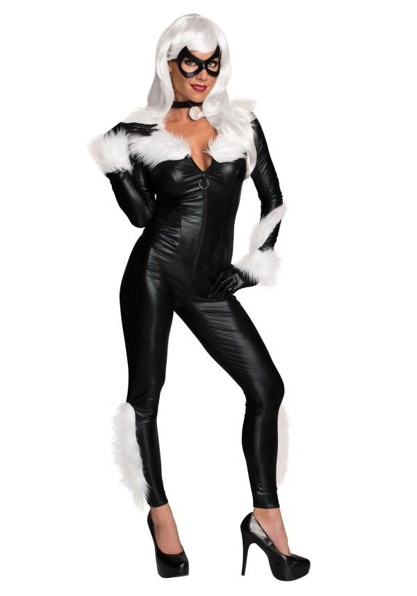 Women' Marvel Black Cat Costume