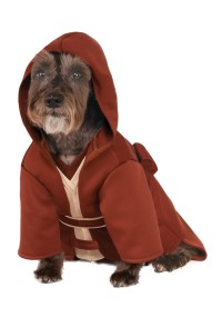 Star Wars Jedi Pet Costume