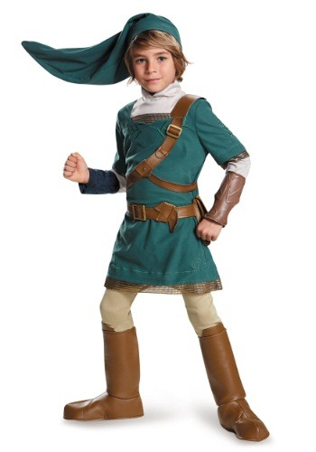 legend of zelda costumes for kids - Child Link Prestige Costume