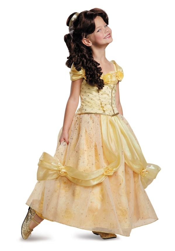 Adult Belle Halloween Costume