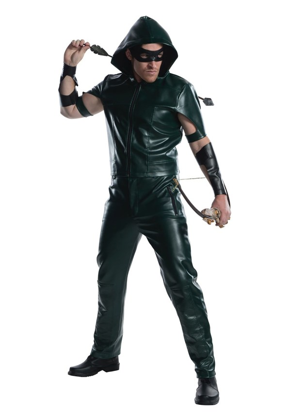 Green Arrow Halloween Costume