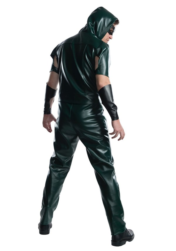 Green Arrow Costume Adult