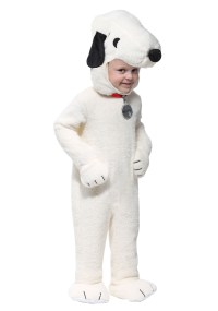 Snoopy Super Deluxe Costume for Toddlers