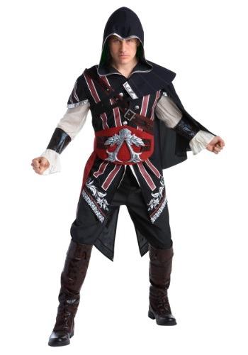 Assassins Creed: Ezio Deluxe Adult Costume - $44.99